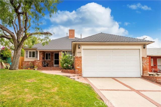 2826 N Keystone Street, Burbank, CA 91504