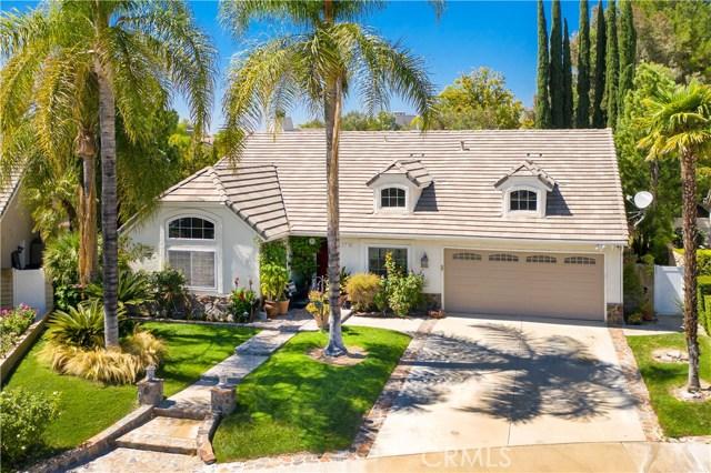 27161 Colebrook Place, Valencia, CA 91354