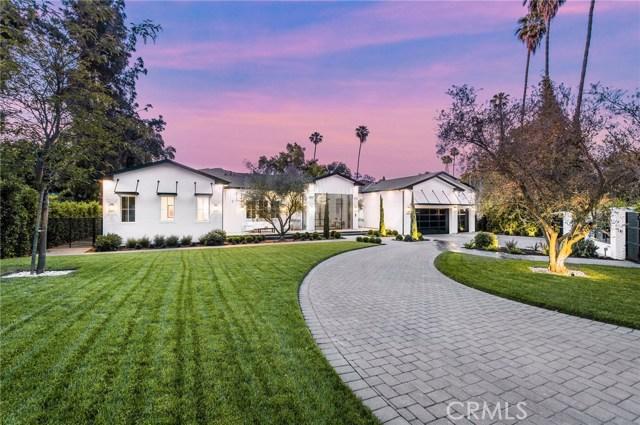 17211 Rancho Street, Encino, CA 91316