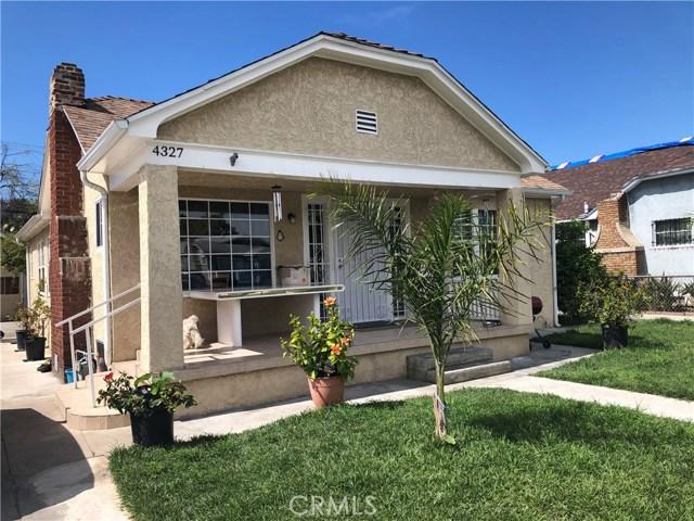 4327 Kenwood, Los Angeles, CA 90037