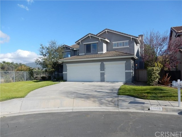 Photo of 22600 Vasquez Rock Court, Saugus, CA 91350