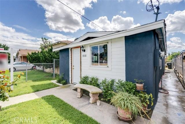 8318 Quimby Street, Paramount, CA 90723