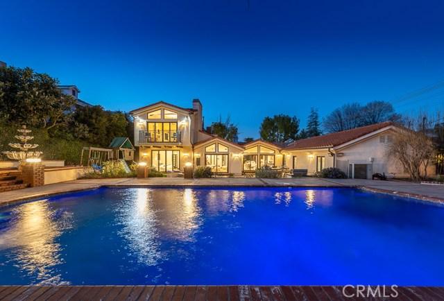 17930 Rancho Street, Encino, CA 91316