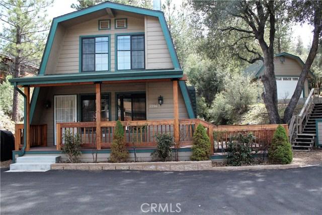 2216 Bernina Drive, Pine Mtn Club, CA 93222