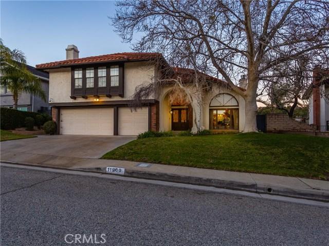 11900 Laughton Way, Porter Ranch, CA 91326
