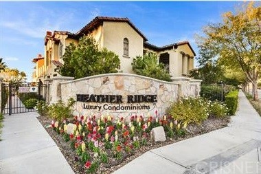 The most desirable location, close to shopping, and freeway. Beautiful 2 Bed, 2 Bath with Balcony and Garage upper level condo in luxury gated Heather Ridge community. The living room offers a gas fireplace and is open to the kitchen. Master bedroom has a full walk-in closet and a private full bathroom. The balcony has plenty of space for you to enjoy, relax outside. This gated community has a resort like common area, pool, spa, BBQ grills, basketball court and tennis court.Close to the freeway, shopping, restaurants and highly rated schools. This home is a must see, and sells fast so don't miss your opportunity.