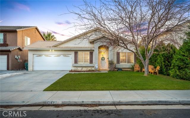 3242 Garnet Avenue, Rosamond, CA 93560