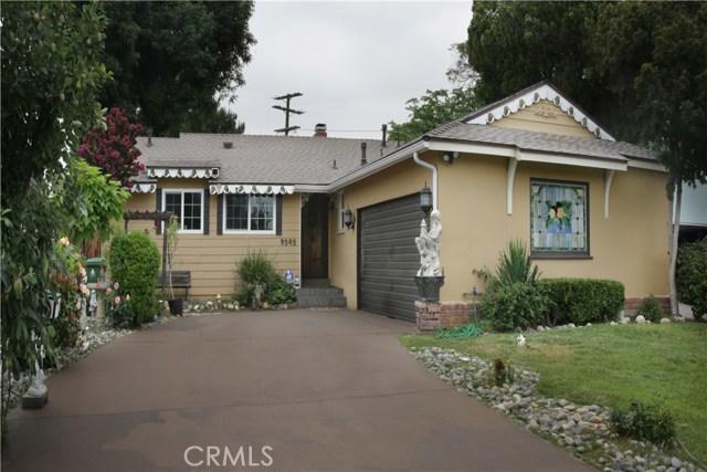 9343 Debra Avenue, North Hills, CA 91343