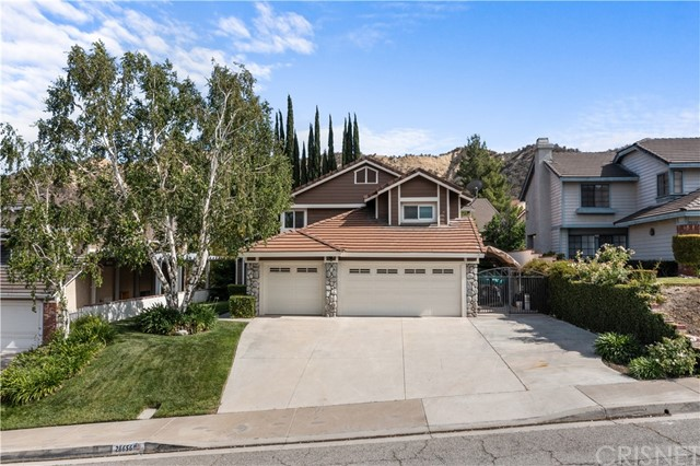 Fantastic 4 bedroom 3 bathroom home with RV & Boat parking & a 3 car garage! Gorgeous backyard with large covered patio, BBQ island, and lush landscaping! So much is done for you already!  New carpet, new interior paint, new A/C and heater, dual pane vinyl windows, new light switches and outlets, 2020 remodeled bathrooms, 2020 ceiling fans, 2018 exterior paint, 2018 backyard remodel! A grand entrance with high ceilings and dramatic stairway welcomes you to this wonderful home. This is such a popular floorplan with a kitchen that opens to the large family room with wine bar area. The kitchen has plenty of counter and cabinet space and overlooks the beautiful backyard. Close to the new Castaic High School, this is a great area of Castaic! NO mello roos and NO hoa! Come to Castaic and see the Quality and Value of living in such a beautiful area!