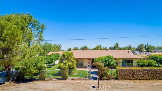 9021 E Avenue T6, Littlerock, CA 93543