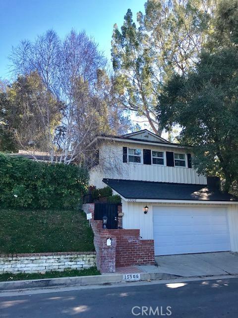 15506 Del Gado Drive, Sherman Oaks, CA 91403