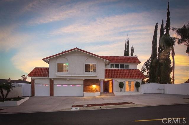 17356 Westbury Drive, Granada Hills, CA 91344
