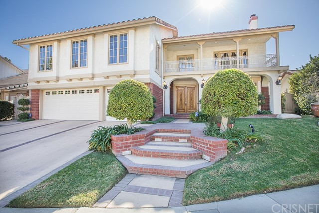 18406 Chatham Lane, Porter Ranch, CA 91326