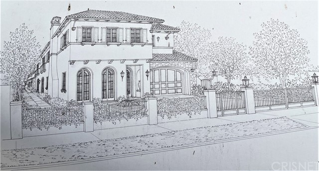 """UNFINISHED CONSTRUCTION. Single family residence in the very early stages of construction located on one of the best streets of Santa Monica  between Montana and San Vicente on a 9000 square feet of lot featuring four bedrooms and seven bathrooms, an office/study, exercise room,  wine cellar, theater and a basement of over 2600 square feet totaling in over 6800 square feet of living space per architectural plans.  Please call for details. CASH BUYERS ONLY! The listing is in escrow as """"Pending"""" sale, the information provided is only for comparable purposes."""