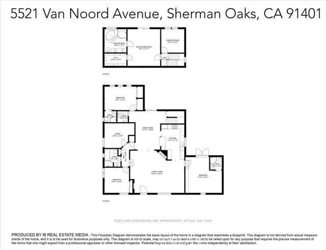 48. 5521 Van Noord Avenue Sherman Oaks, CA 91401