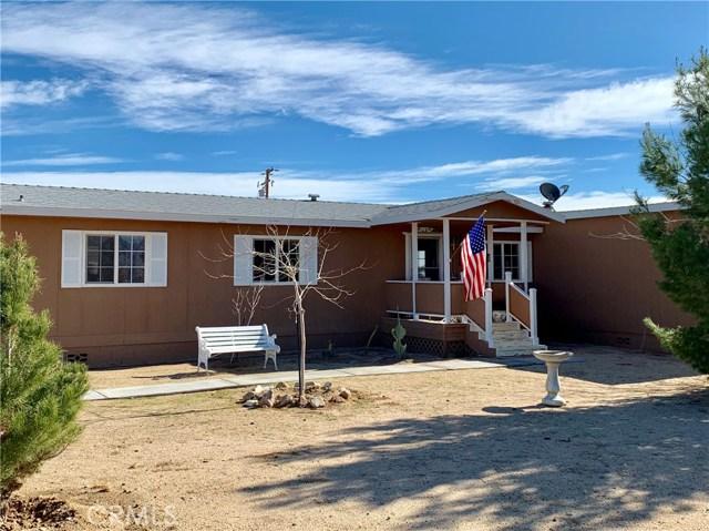 26350 Tenaya Drive, Mojave, CA 93501
