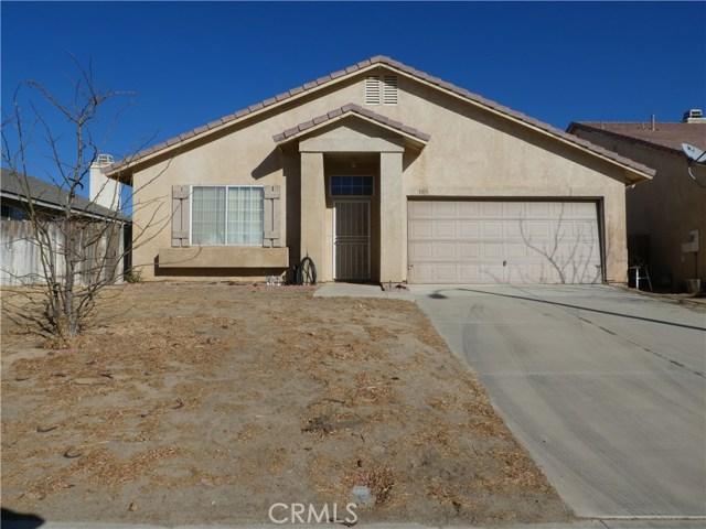 3319 Garnet Avenue, Rosamond, CA 93560