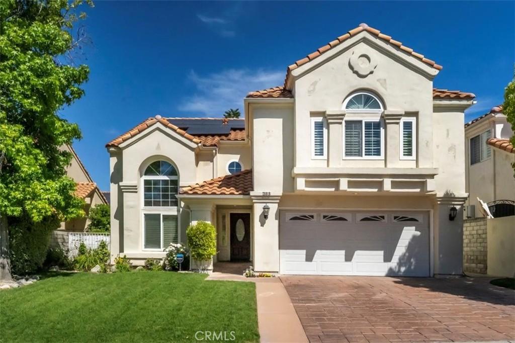 25515     Baker Place, Stevenson Ranch CA 91381