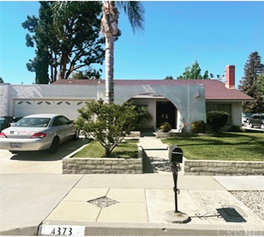 LOCATION ! LOCATION !! Amazing one story home on the desirable East side of Simi Valley. This home features 4 Bedrooms, 2 Baths in a 1891 Sq Ft living space.   Formal Living Room, Dining Room and an spcacious family room.  Possible RV acess. Well Landscaped.  Beautiful court yard entrance. Close to Shopping, Dining areas and more.   Home needs some TLC. Lots of Potential.  This property is being sold completely As Is.
