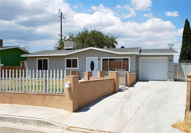 3259 Arthur Avenue, Mojave, CA 93501