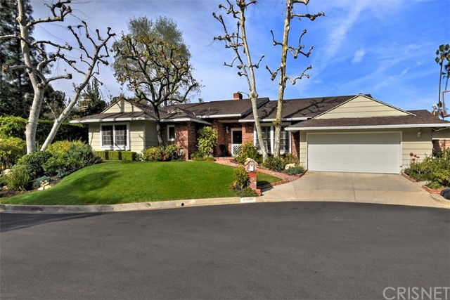 16635 Nanberry Road, Encino, CA 91436