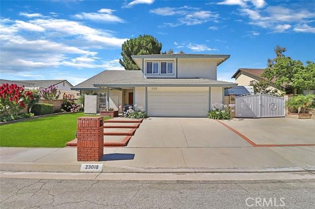 23018 Cuervo Drive, Valencia, CA 91354