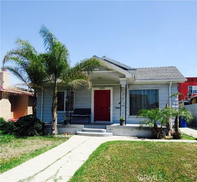 4322 La Salle Avenue, Los Angeles, CA 90062