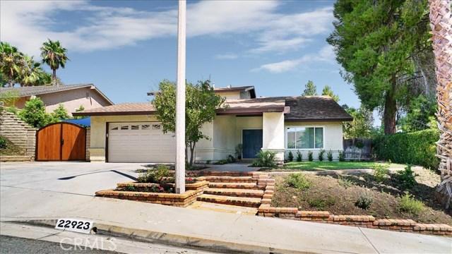 22923 Cuervo Drive, Valencia, CA 91354