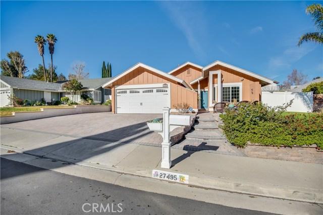 27495 Elder View Drive, Valencia, CA 91354