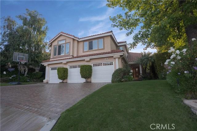 319 Hornblend Court, Simi Valley, CA 93065