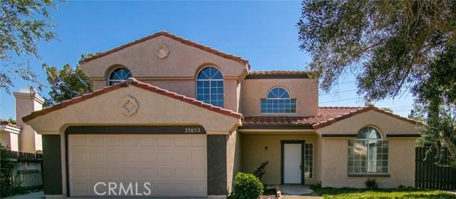 37652 Cherry Drive, Palmdale, CA 93550