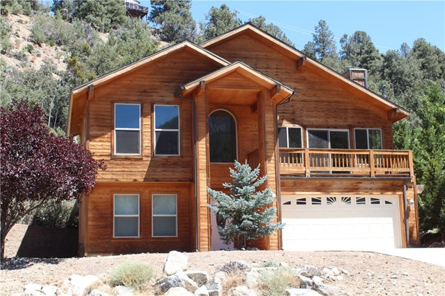 2100 Woodland Drive, Pine Mtn Club, CA 93222