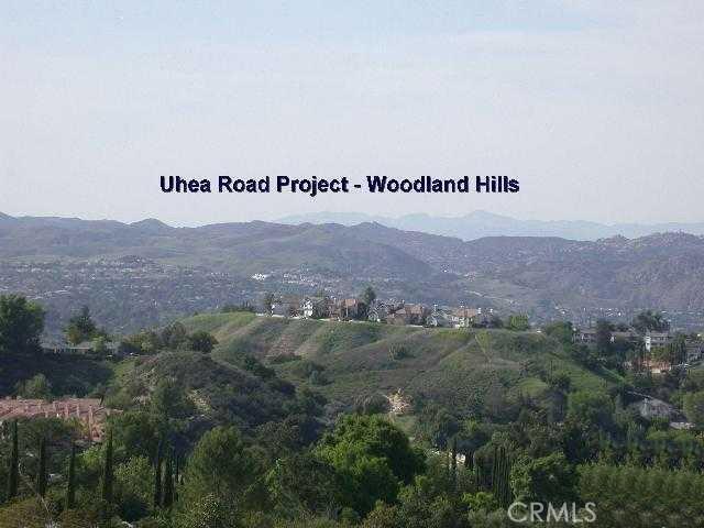0 UHEA Road, Woodland Hills, CA 91364