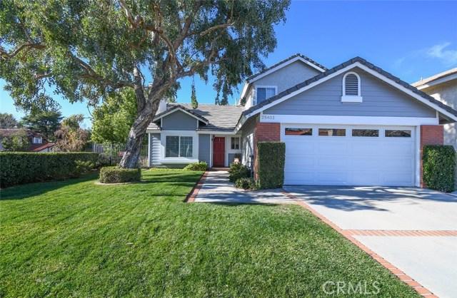 25403 Stratford Drive, Saugus, CA 91350