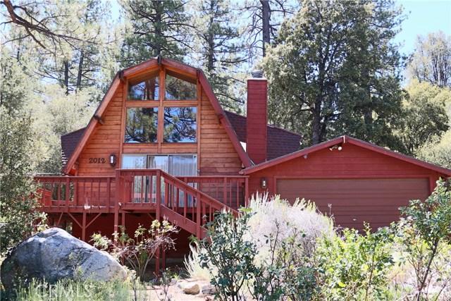 2012 Bernina Drive, Pine Mtn Club, CA 93222