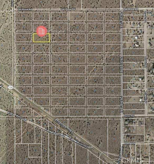 0 Vac/Vic Avenue Y10/259 Ste, Llano, CA 93544