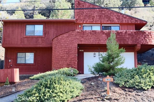 1912 Matterhorn Drive, Pine Mtn Club, CA 93222