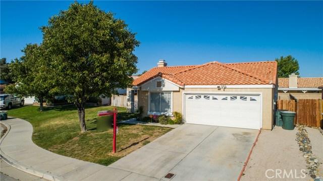 3306 Mesa Court, Rosamond, CA 93560