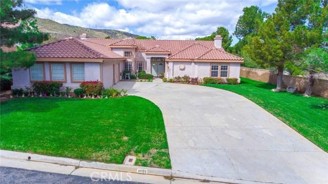 41105 Heights Drive, Palmdale, CA 93551