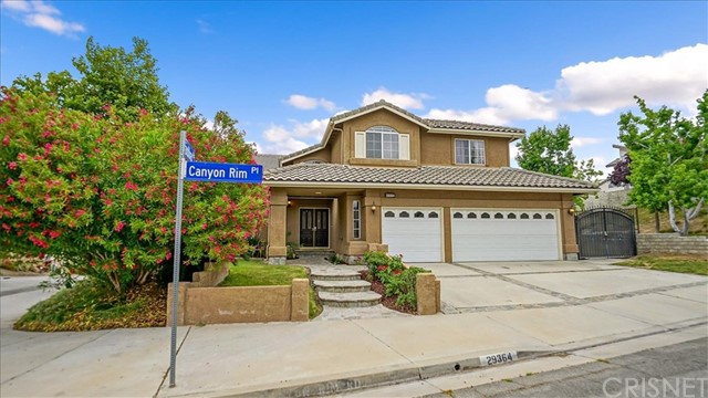 29364 Canyon Rim Place, Canyon Country, CA 91387