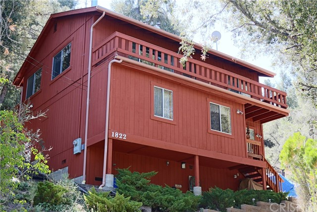 1822 Matterhorn Drive, Pine Mtn Club, CA 93222