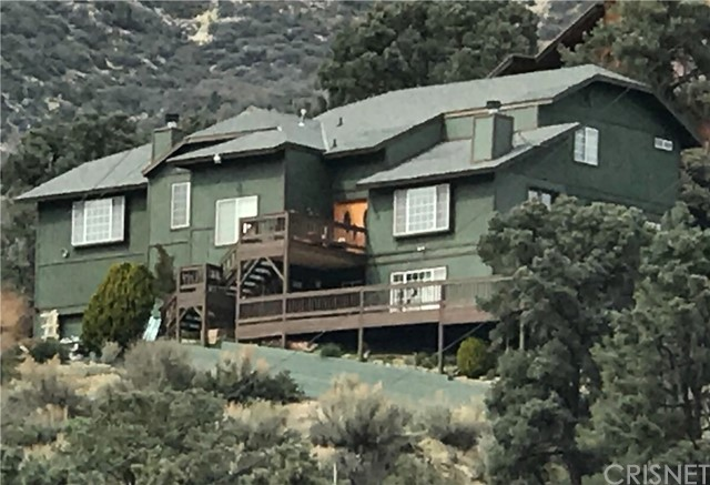 3435 San Fernando Trail, Frazier Park, CA 93225