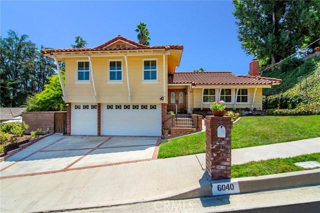 6040 Sadring Avenue, Woodland Hills, CA 91367