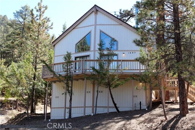 1605 Freeman Drive, Pine Mtn Club, CA 93225