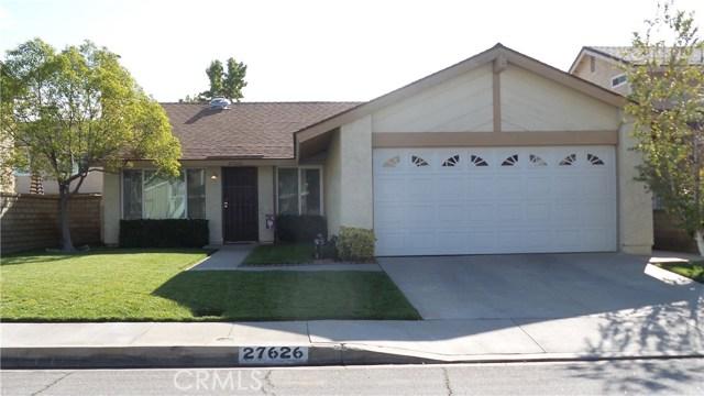 27626 Saffron Lane, Saugus, CA 91350