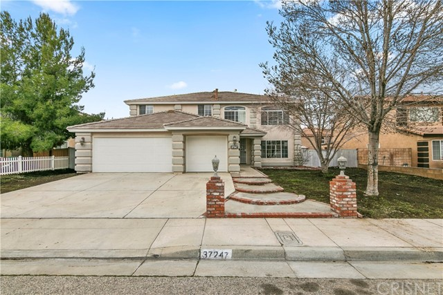 37247 Del Mar Street, Palmdale, CA 93552