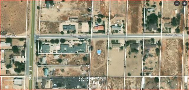 0 Vac/Ave Q12 Drt /Vic 90th Ste, Sun Village, CA 93543