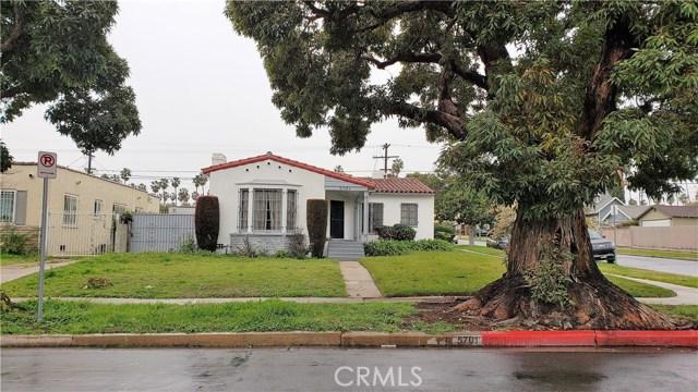 5701 West Boulevard, Los Angeles, CA 90043