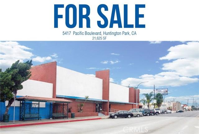 5417 Pacific Boulevard, Huntington Park, CA 90255