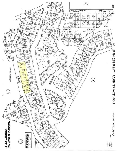 2 Oakmont, Frazier Park, CA 93225